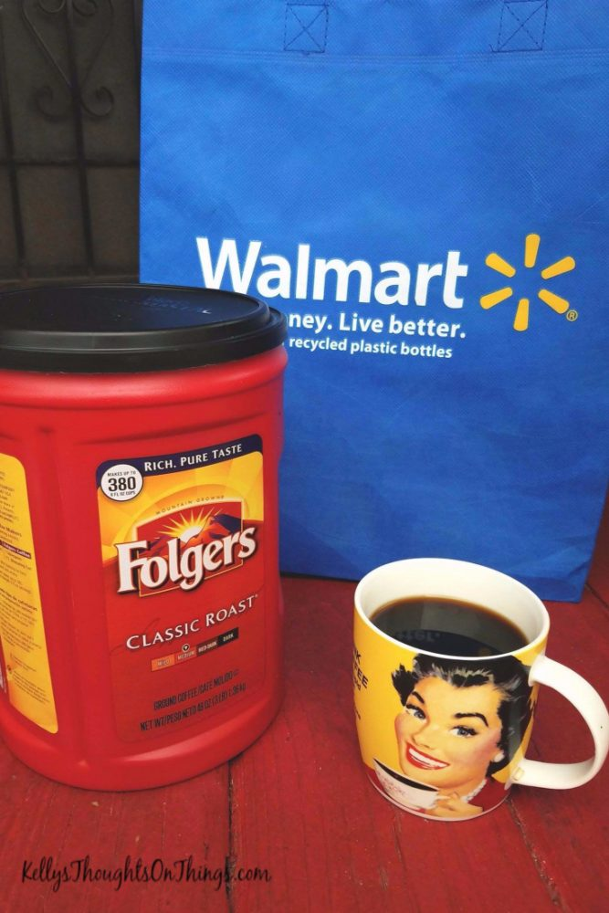 howing Community Love with Folgers Coffee #ad #sharefolgers @Folgers @Walmart