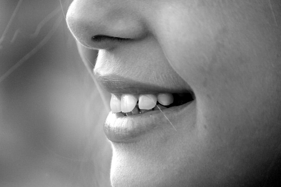 their teeth