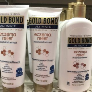 Break The Eczema Itch-Scratch Cycle With GOLD BOND®