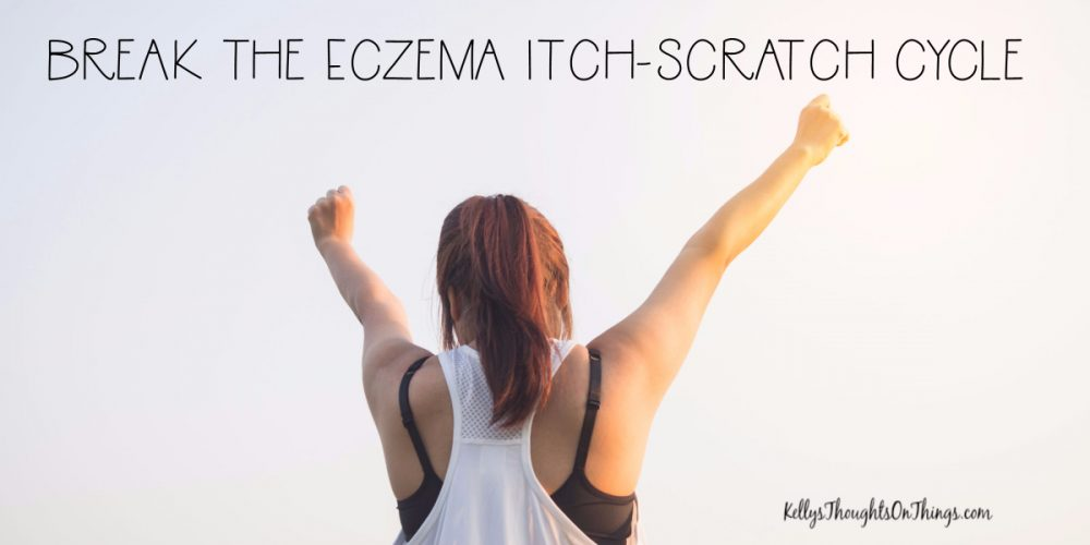 Living With Eczema --Break the itch-scratch cycle.