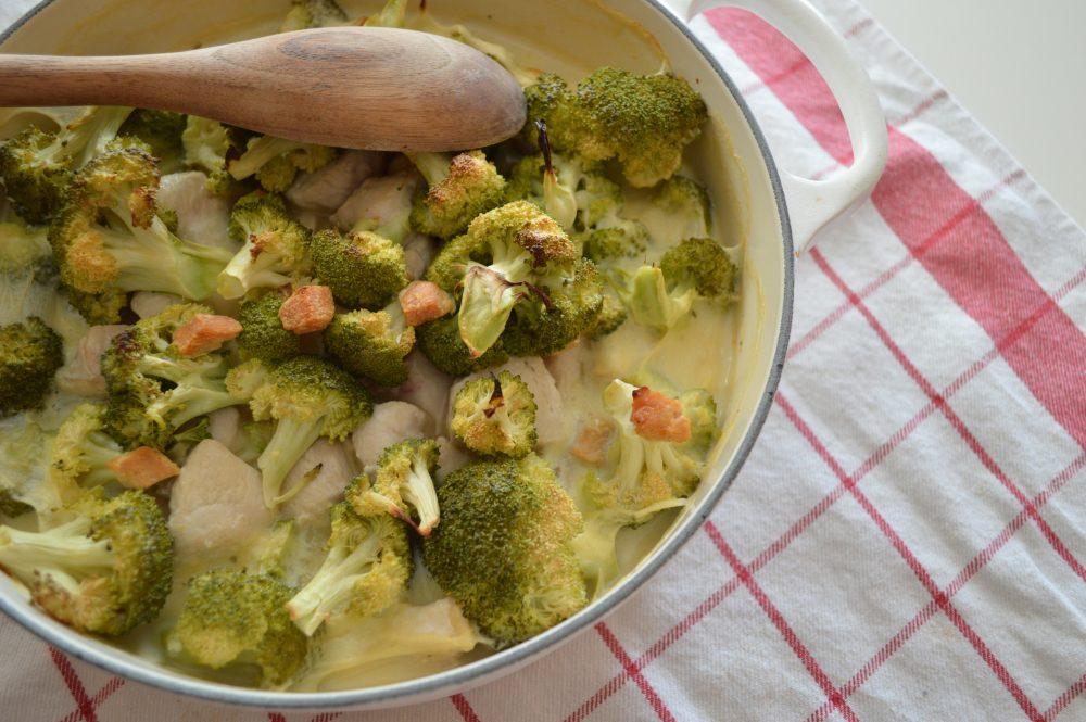 Chicken and Broccoli Casserole Recipe