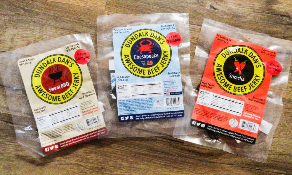 Jerky Not Only Makes a Tasty Snack, But the Perfect Gift Too