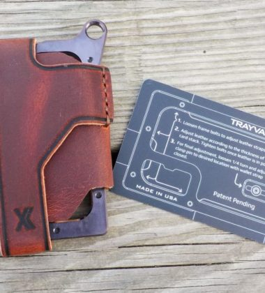 man gifts wallet Contour