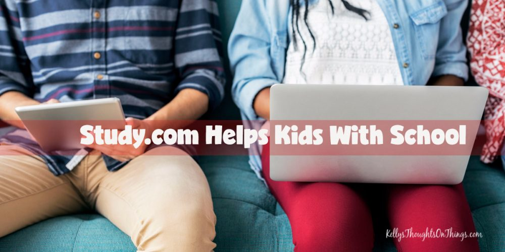 Study.com Helps Kids With School