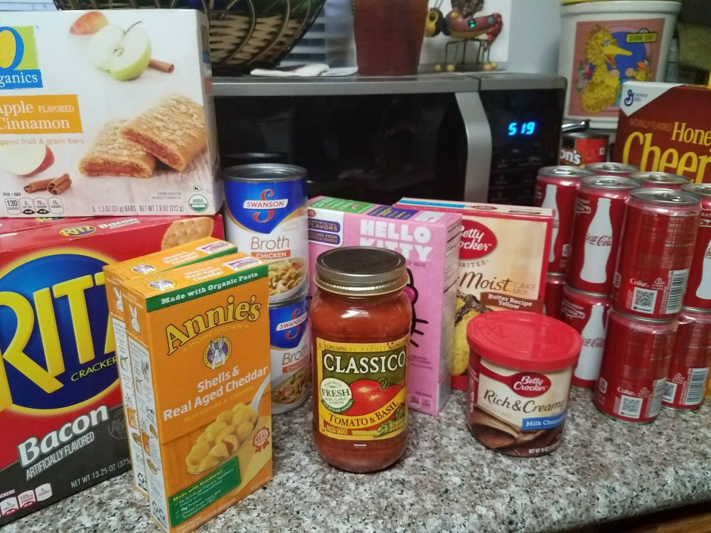 3 Reasons To Shop the Stock Up Sale-#2 Being Prepared