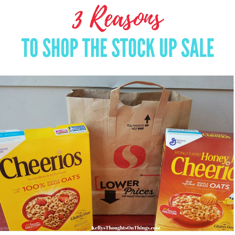 #ad I shop at my local Safeway during the Stock Up Sale, and that means I can get all my favorite staples from General Mills, Coca-Cola, Kraft and Nabisco at a great value.