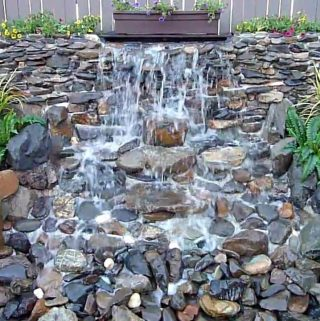 Adorn Your Garden with Backyard Waterfalls – DIY Ideas