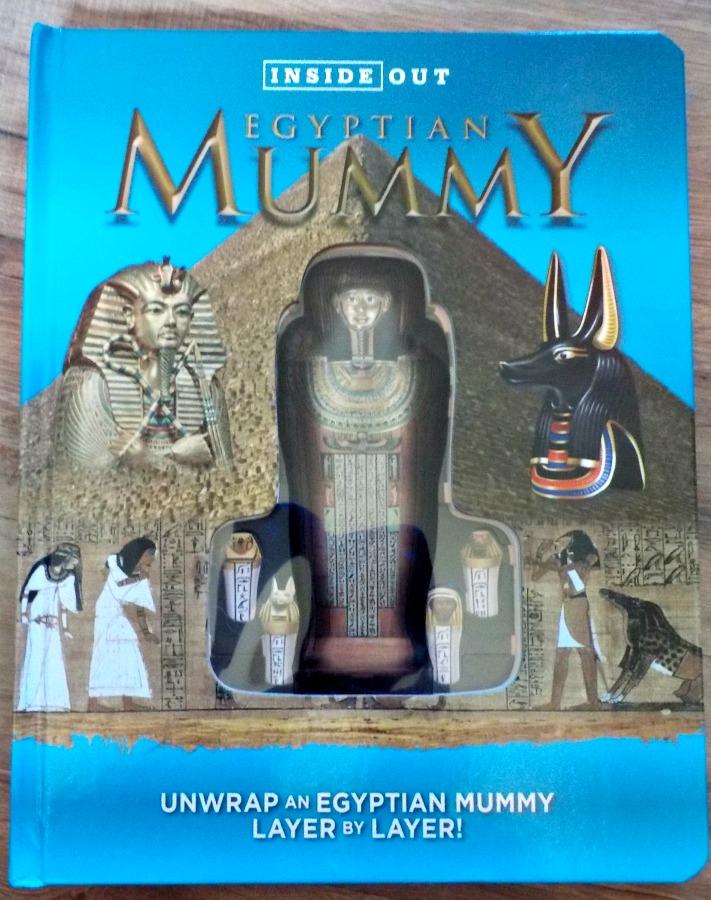 Cool Books Mummy