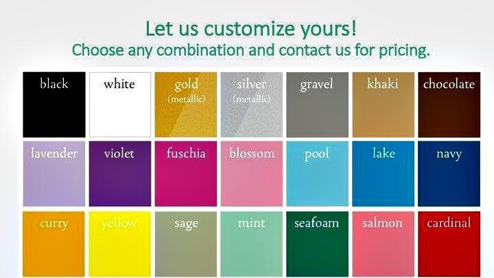 charm colors