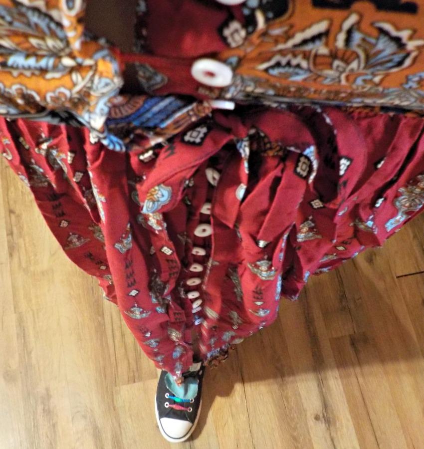 Have a Bohemian dress