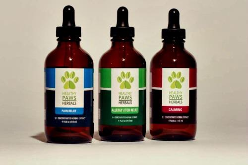 herbal healthy paws
