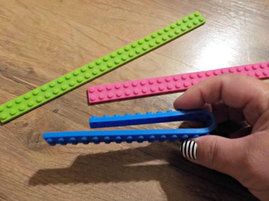 building fun silicone bricks