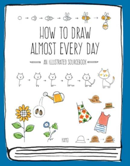 learn how to draw everyday