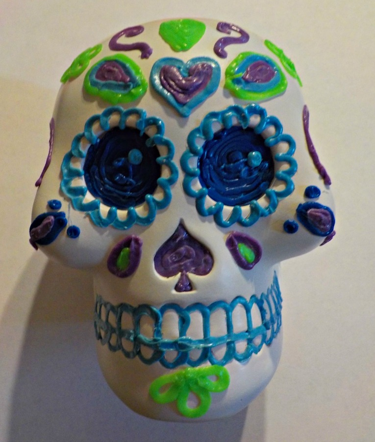 get crafty skull