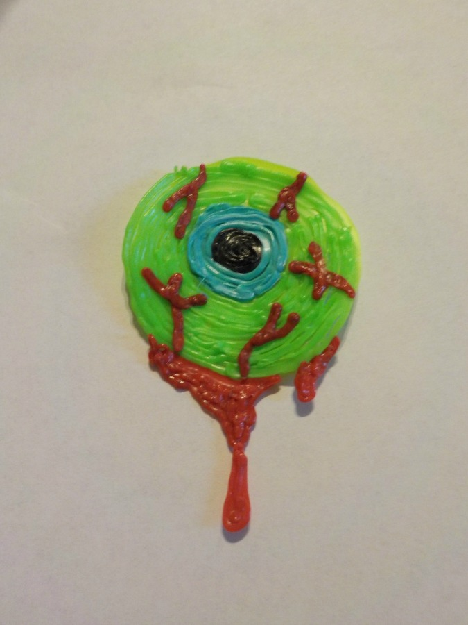 get crafty eye ball