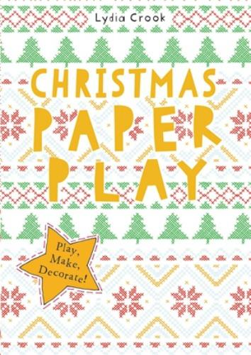 Let's Make Christmas Paper Play