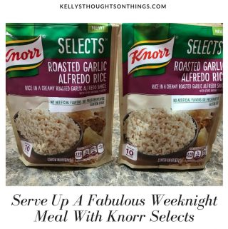Serve Up A Fabulous Weeknight Meal With Knorr Select