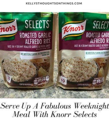 Serve Up A Fabulous Weeknight Meal With Knorr Selects #DoMoreWithKnorr AD