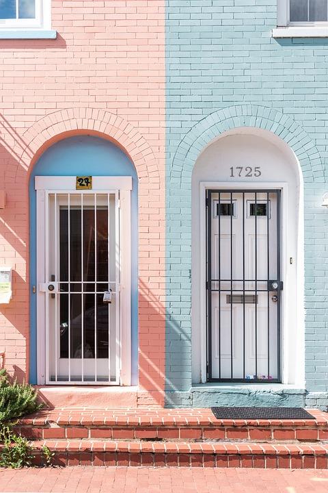 baby proof doors