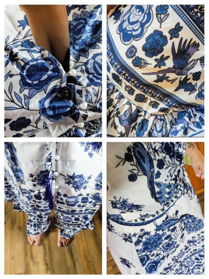 Revamp style boho dress