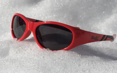 real shades snow blindness