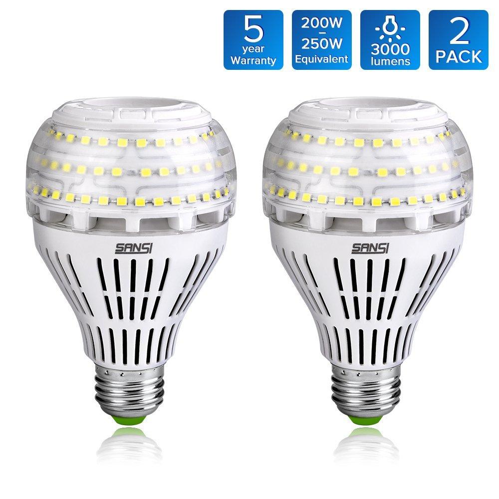 Long LIGHT Life: Sansi 22W 5000K LED Bulb