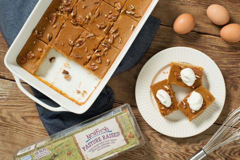 NestFresh Eggs Holiday Recipes For The Hostess!