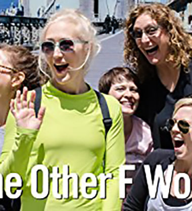 The Other F Word ...IS BACK for 2nd Season  #TOFWSeries #TheOtherFWord