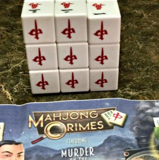 A Whole New Twist To A Classic Murder Mystery