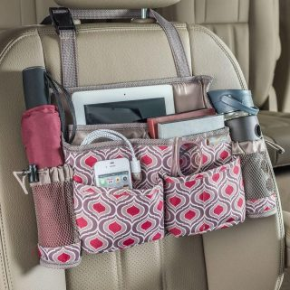 Clean Up and Keep Road Trips Organized This Holiday