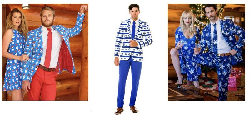 Shinesty Christmas Suits.Dress To Impress This Holiday With Shinesty Kellys
