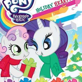 MY LITTLE PONY – FRIENDSHIP IS MAGIC: HOLIDAY HEARTS