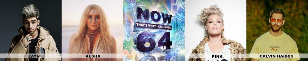 Now That's What I Call Music CD 64- Family Approved!
