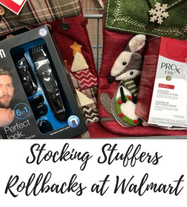 Stocking Stuffers Rollbacks At Walmart