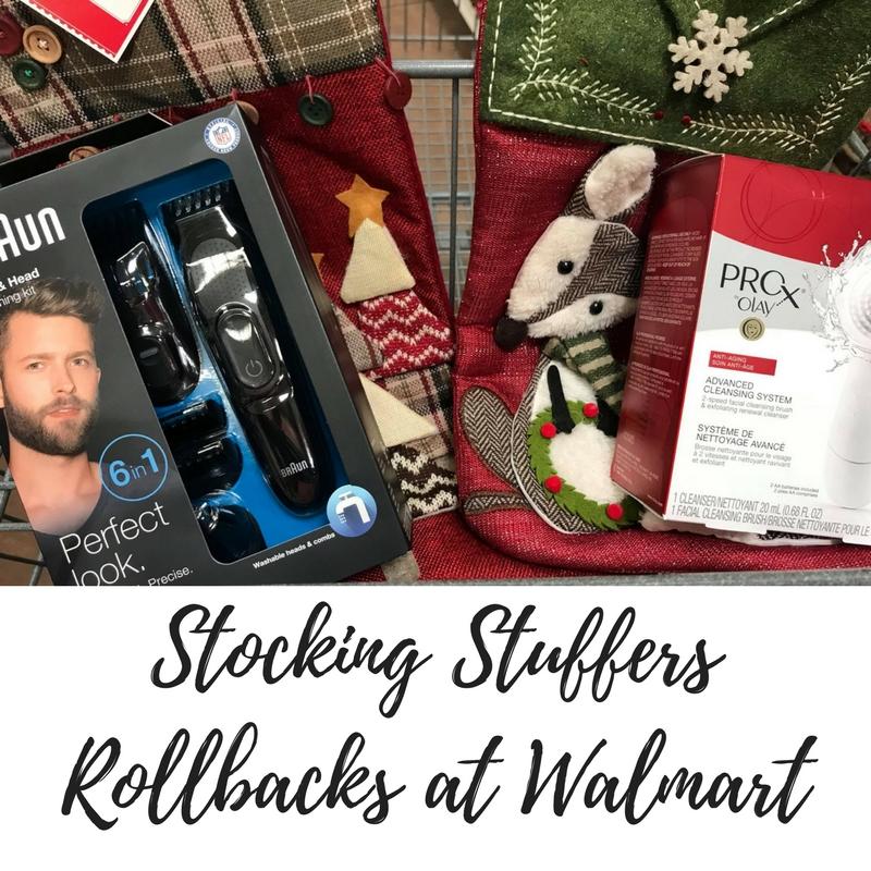 Stocking Stuffers Rollbacks At Walmart