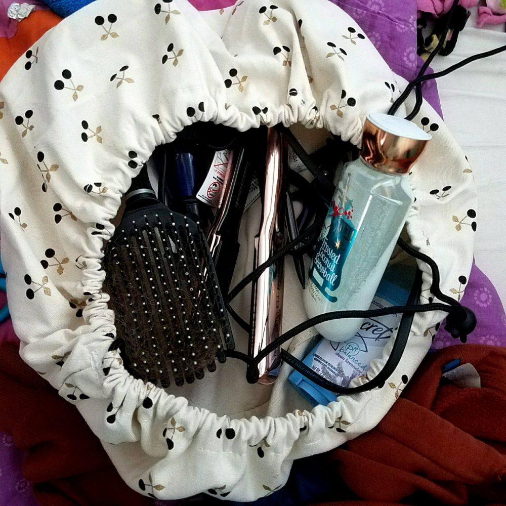 Stylish Play & Go Storage Bags