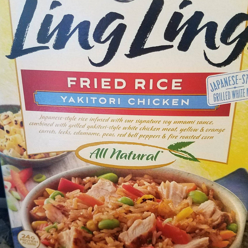 Buy Ling Ling Fried Rice For The Taste, Price and Convience