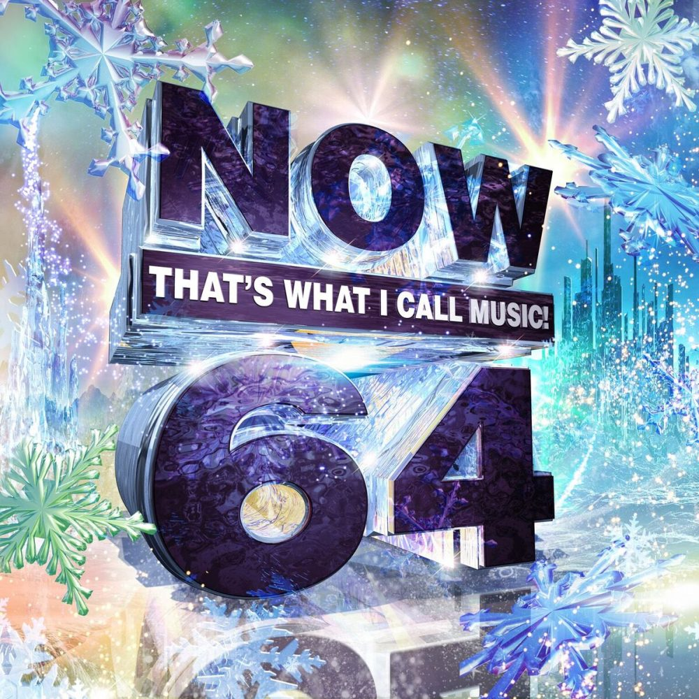 Now That's What I Call Music CD 64- Family Approved! #NowThatsMusic #Now64 #ad