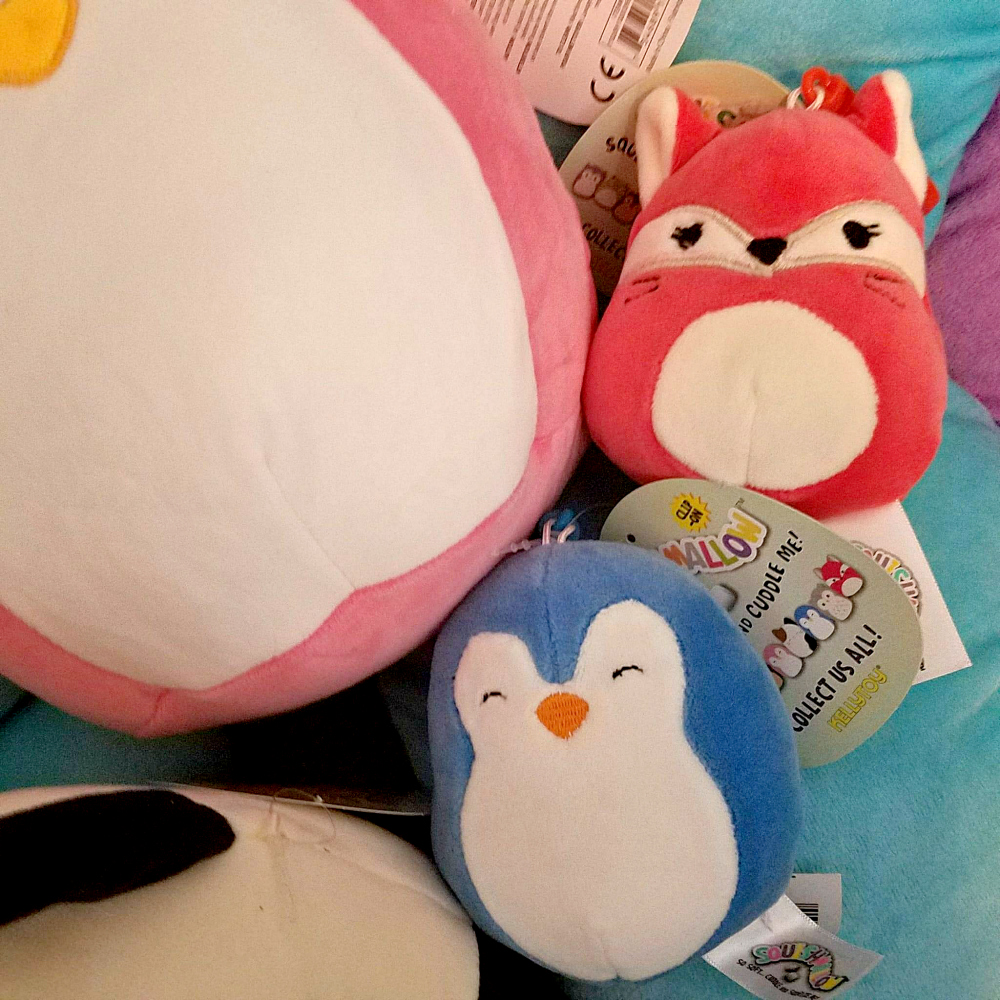 The Softest & Cutest Plushie- Squishmalllows