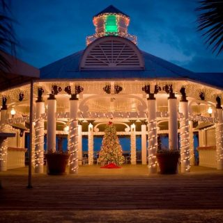 Celebrate The Holidays at Charleston's Barrier Island Resort- Wild Dunes Resort