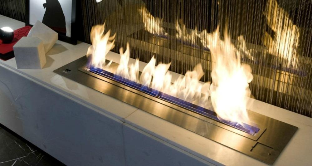 Ethanol Fireplace for a Clean and Green Environment!