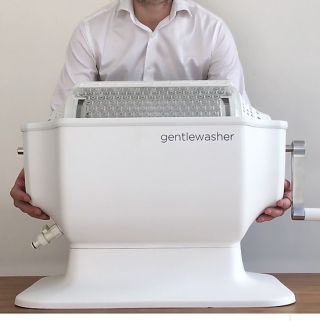 Go Green for the Holidays with Gentlewasher for Clothes