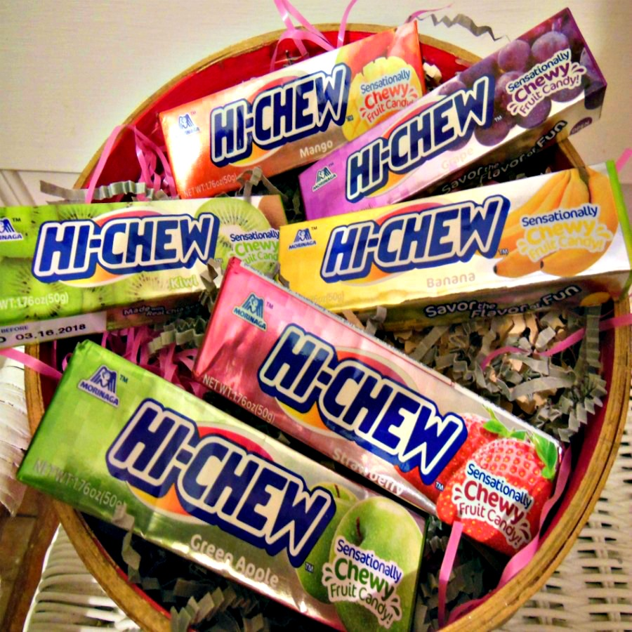 Hi-Chew – Fruity Holiday Candy for the Whole Family