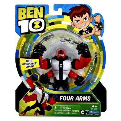 Join Ben Tennyson In The Fight To Save The World