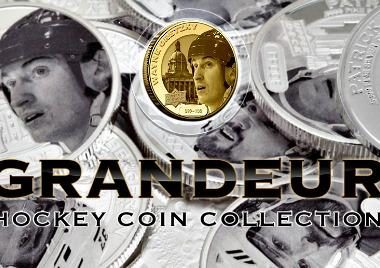 NHL Super Fans Limited Edition Holiday Coins