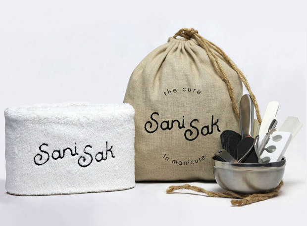 Prevent Nail Infections with Sani Sak