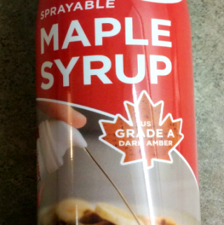 Start The Day Off Right With Start Right's Sprayable Syrup