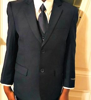 The Perfect Tux for Little Boys