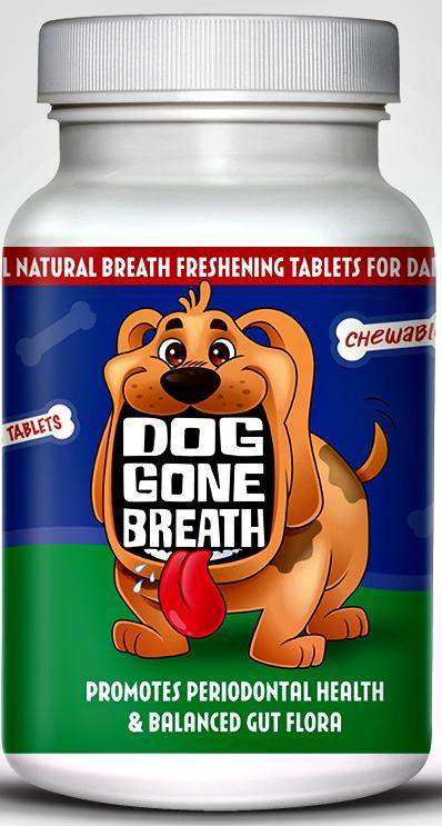 Treat Fido's Halitosis with Dog Gone Breath