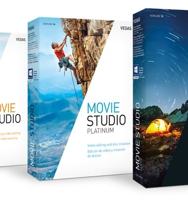 Simple Video Editing-Vegas Movie Studio by Magix